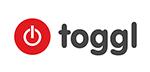 Logo von Toggl zur Zeiterfassung